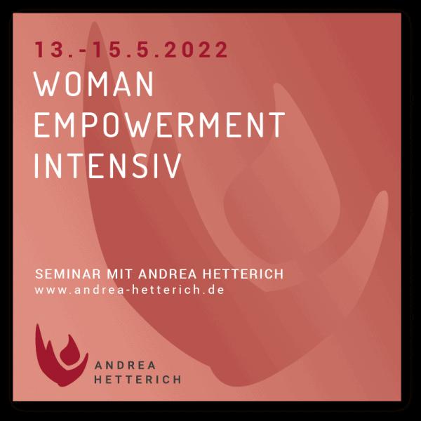 Seminar Frauen Intensiv 13.-15.05.2022